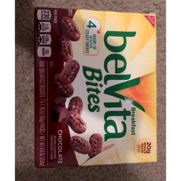 Photo of Nabisco belVita Mini Breakfast Biscuits Bites Chocolate uploaded by Angie G.