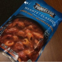 Progresso™ Hearty Classics Classic & Bold Tomato Soup with Meatballs & Penne Soup uploaded by Nia N.