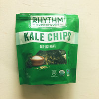 Rhythm Superfoods Kale Chips Original uploaded by Kendro T.