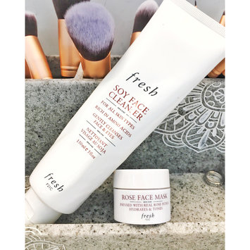 Photo of fresh Soy Face Cleanser uploaded by ava d.