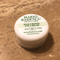 Mario Badescu Hyaluronic Eye Cream None uploaded by Jessie S.