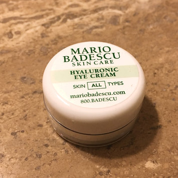 Photo of Mario Badescu Hyaluronic Eye Cream uploaded by Jessie S.