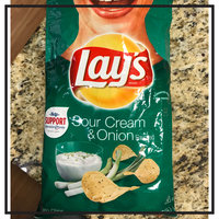 LAY'S® Sour Cream & Onion Flavored Potato Chips uploaded by Himali B.