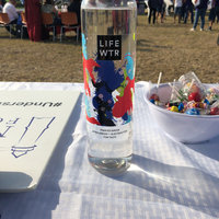 LIFEWTR Purified Bottle Water uploaded by Brisa G.