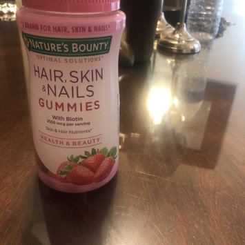 Photo of Nature's Bounty Hair, Skin & Nails Gummies uploaded by Layla R.