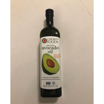 Photo of Chosen Foods 100% Avocado Cooking Oil, 1L Bottle (33.8fl) uploaded by Kendro T.