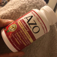 AZO Cranberry Tablets uploaded by Khadijah N.