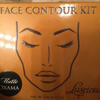 Face Contour Kit Matte Drama by Luscious Cosmetics. Powder and Cream Contouring Palette. Vegan and Cruelty Free. uploaded by Brianna W.