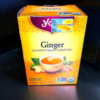 Yogi Tea Ginger Tea uploaded by Dan B.