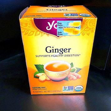 Photo of Yogi Tea Ginger Tea uploaded by Dan B.