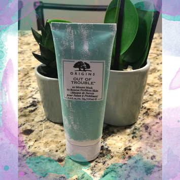 Photo of Origins Out Of Trouble™ 10 Minute Mask To Rescue Problem Skin uploaded by Himali B.