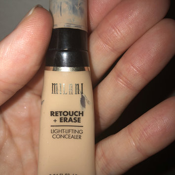 Photo of Milani Retouch + Erase Light-Lifting Concealer uploaded by Stacey E.