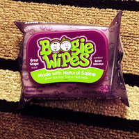 Boogie Wipes® Saline Nose Wipes Great Grape uploaded by Diana R.