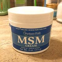 Puritan's Pride MSM Cream-4 oz Cream uploaded by Jessie S.