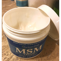 Puritan's Pride MSM Cream-4 oz Cream uploaded by Jessie S.