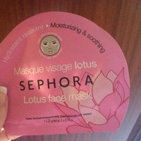 SEPHORA COLLECTION Face Mask Lotus Moisturizing & Soothing uploaded by Mónica P.