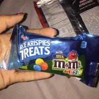 Kellogg's® Rice Krispies Treats Blasted™ M&M'S® MINIS® Crispy Marshmallow Squares uploaded by Chantal J.