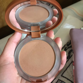 Photo of Clinique True Bronze Pressed Powder Bronzer, No. 02 Sunkissed, 0.33 Ounce uploaded by Zuanny C.