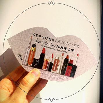 Photo of Sephora Favorites Give Me Some Nude Lip™ uploaded by Deanna W.