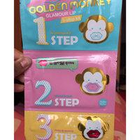 [Holika Holika] Golden Monkey Glamour Lip 3-step Kit (5ea) uploaded by Aisha X.