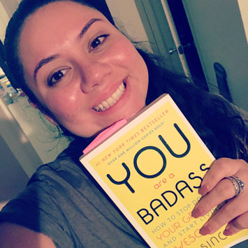 Photo of You Are a Badass: How to Stop Doubting Your Greatness and Start Living an Awesome Life uploaded by Lee-Anna T.