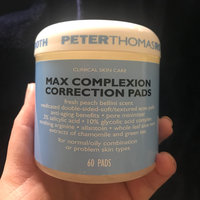 Peter Thomas Roth Max Complexion Correction Pads uploaded by Jen B.