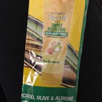 Garnier Fructis Triple Nutrition 3-Minute Undo Dryness Reversal Treatment uploaded by Melissa M.