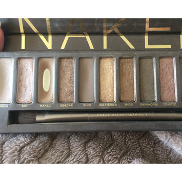 Photo of Urban Decay Naked Palette uploaded by Tina S.