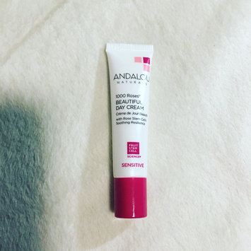 Photo of Andalou Naturals 1000 Roses Beautiful Day Cream uploaded by Lori L.