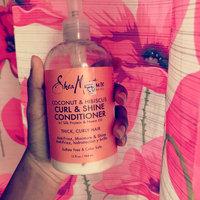 SheaMoisture Coconut & Hibiscus Curl & Shine Conditioner uploaded by Iborine M.