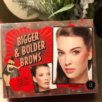 Benefit Cosmetics Bigger & Bolder Brows Kit uploaded by itsmyfamilia F.