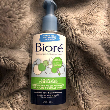 Photo of Bioré® Baking Soda Pore Cleanser uploaded by Jade O.