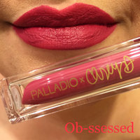 Palladio Velvet Matte Cream Lip Color uploaded by Mayra G.