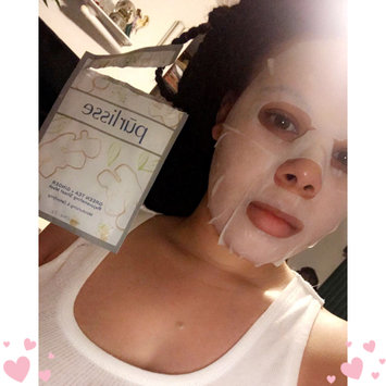 Photo of Purlisse Blue Lotus and White Tea Treatment Sheet Mask uploaded by ShayMarie B.