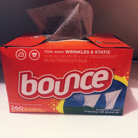 Bounce Outdoor Fresh Dryer Sheets - 260 Sheets uploaded by Alake T.