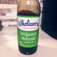 Wholesome Sweeteners Organic Molasses uploaded by Alake T.