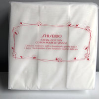 Shiseido Facial Cotton uploaded by Michelle F.