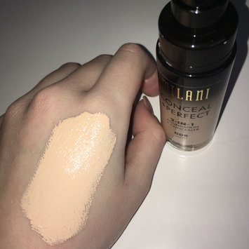 Photo of Milani Conceal + Perfect 2-in-1 Foundation + Concealer uploaded by Julia P.