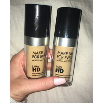Photo of MAKE UP FOR EVER Ultra HD Foundation uploaded by Courtney H.