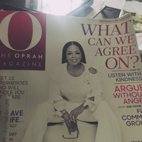 O, The Oprah Magazine  uploaded by Leorys T.