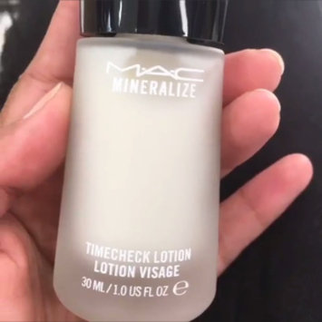 Photo of M.A.C Cosmetics Mineralize Timecheck Lotion uploaded by Raquel M.
