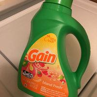 Gain Liquid Detergent uploaded by Karel M.