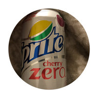 Sprite Cherry Zero Naturally Lemon-lime & Cherry Flavored Soda With Other Natural Flavors uploaded by Katie S.