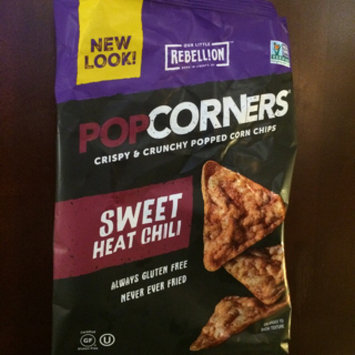 Photo of Popcorners Natural Popped Corn Chips 5-Ounce Package Sweet Chili Flavor (Pack of 12) uploaded by Nia N.