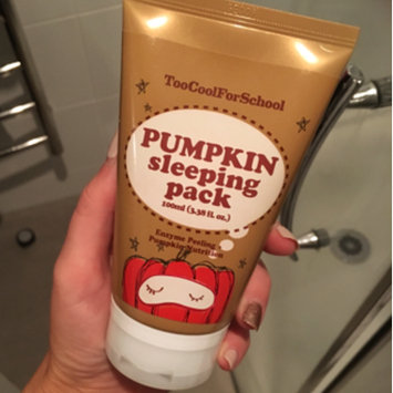 Photo of Too Cool For School Pumpkin Sleeping Pack uploaded by Kata •.