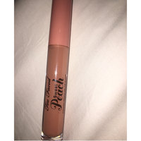 Too Faced Sweet Peach Creamy Peach Oil Lip Gloss uploaded by Ercilia Z.