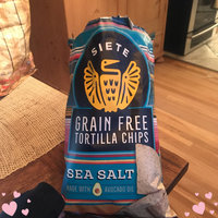Siete 2007912 5 oz Sea Salt Tortilla Chip - Case of 12 uploaded by Heather P.