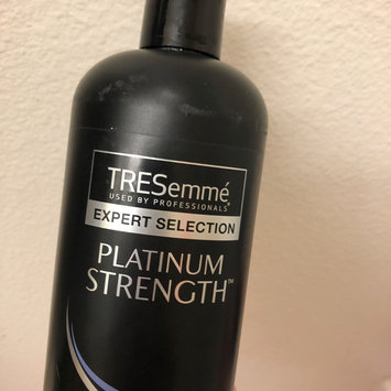 Photo of TRESemmé Platinum Strength Strengthening Shampoo uploaded by Stacey E.
