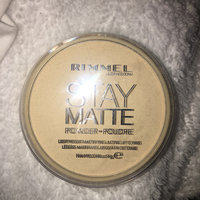 Rimmel London Stay Matte Pressed Powder uploaded by Melissa G.
