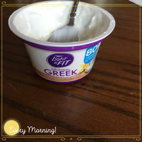 Light & Fit® Toasted Coconut Vanilla Nonfat Yogurt uploaded by Hailey D.